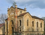 The Neologic Synagogue in Byt�a