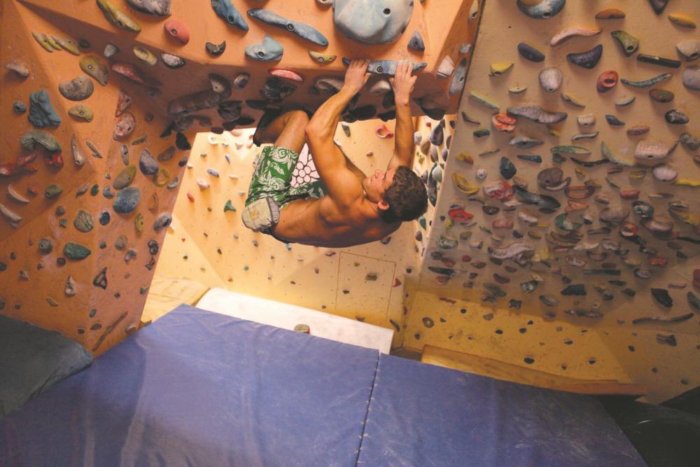 Bouldering Climbing Wall and K2 Coffee House - tikzilina.eu 4b3f38b0d6d