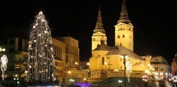 Vianočné trhy v Žiline 2016 @ Žilina | Žilina | Žilinský kraj | Slovensko