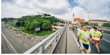Wings for Life World Run v meste Žilina