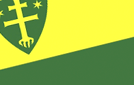 Flag and banner of the city of �ilina