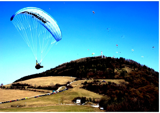 X-air paragliding